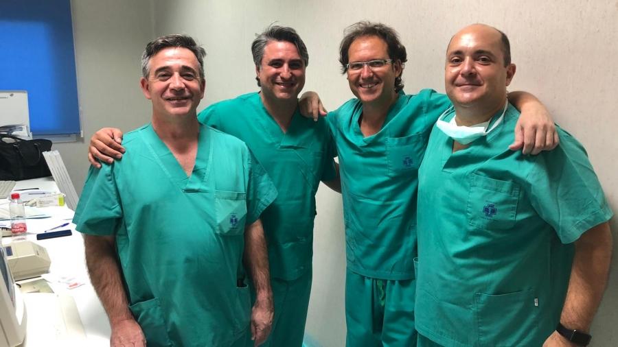 Novedosa intervención del cierre percutáneo de orejuela auricular izquierda en la Clínica Santa Elena por Pulsac, nuestro grupo de cardiologías - Clinica Santa Elena4