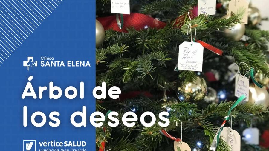 Arbol de los Deseos - Hospital Santa Elena
