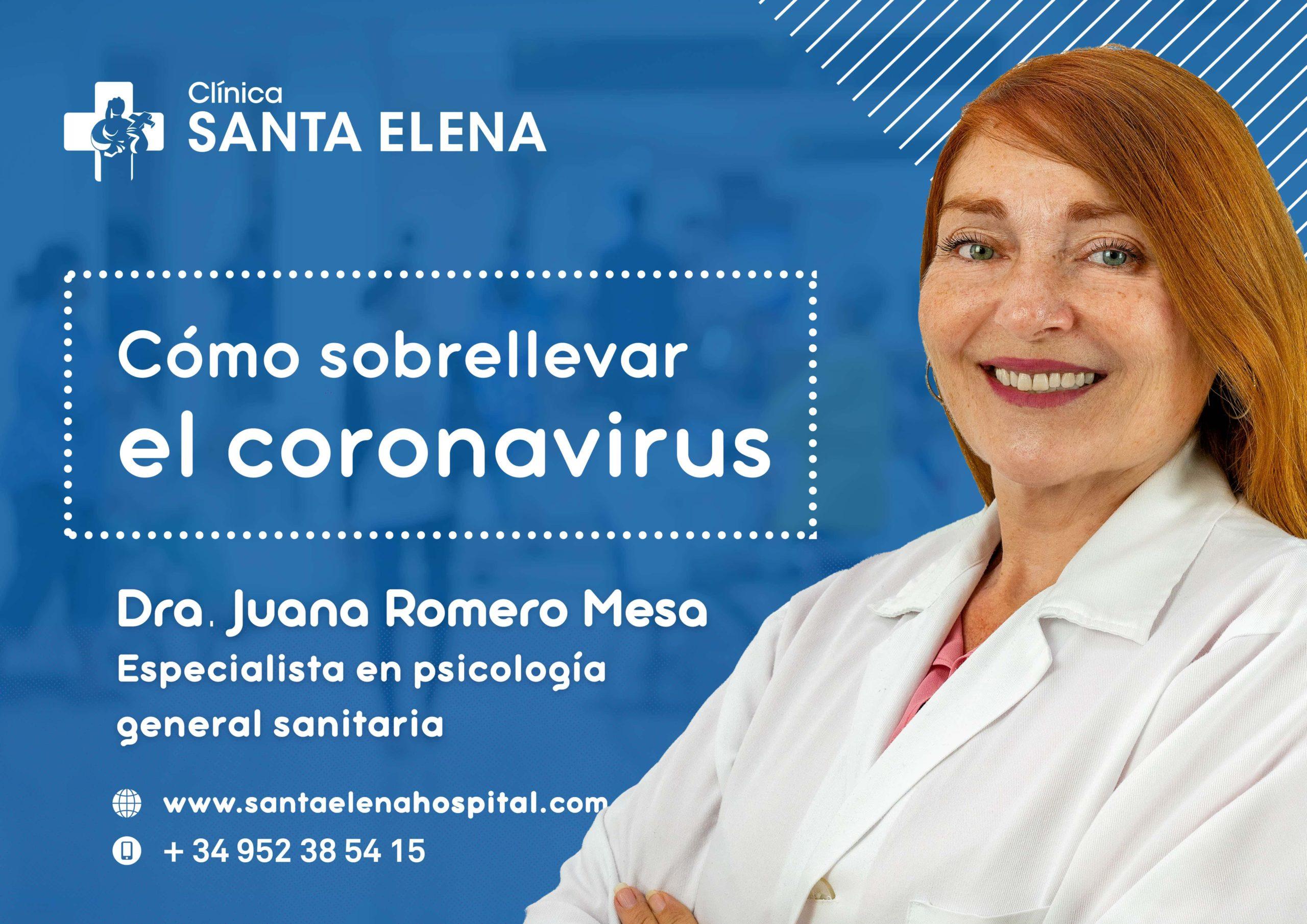 Dra. Juana Romero Mesa Especialista en psicologia general sanitaria