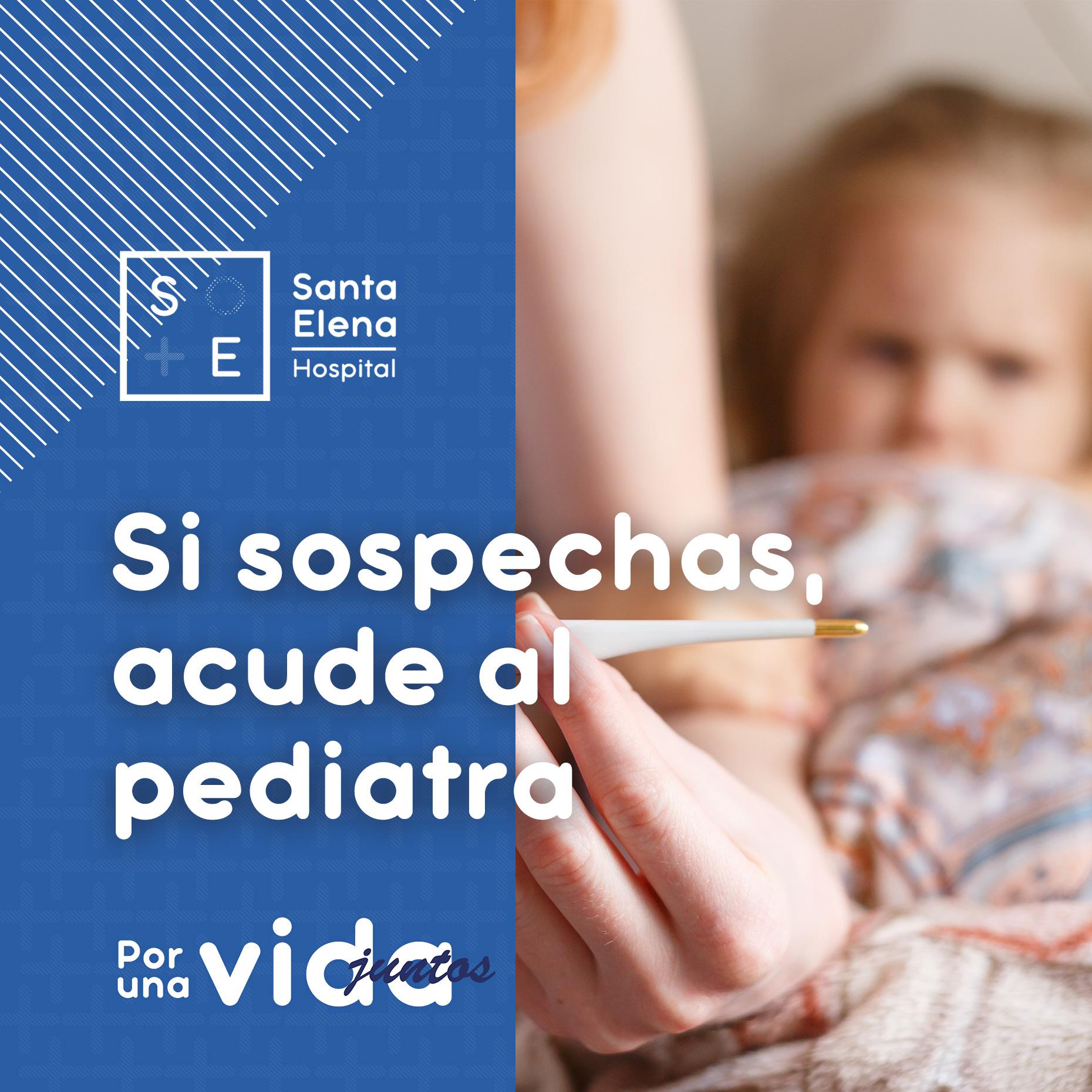 Alerta sobre acúmulo de casos de shock pediátrico
