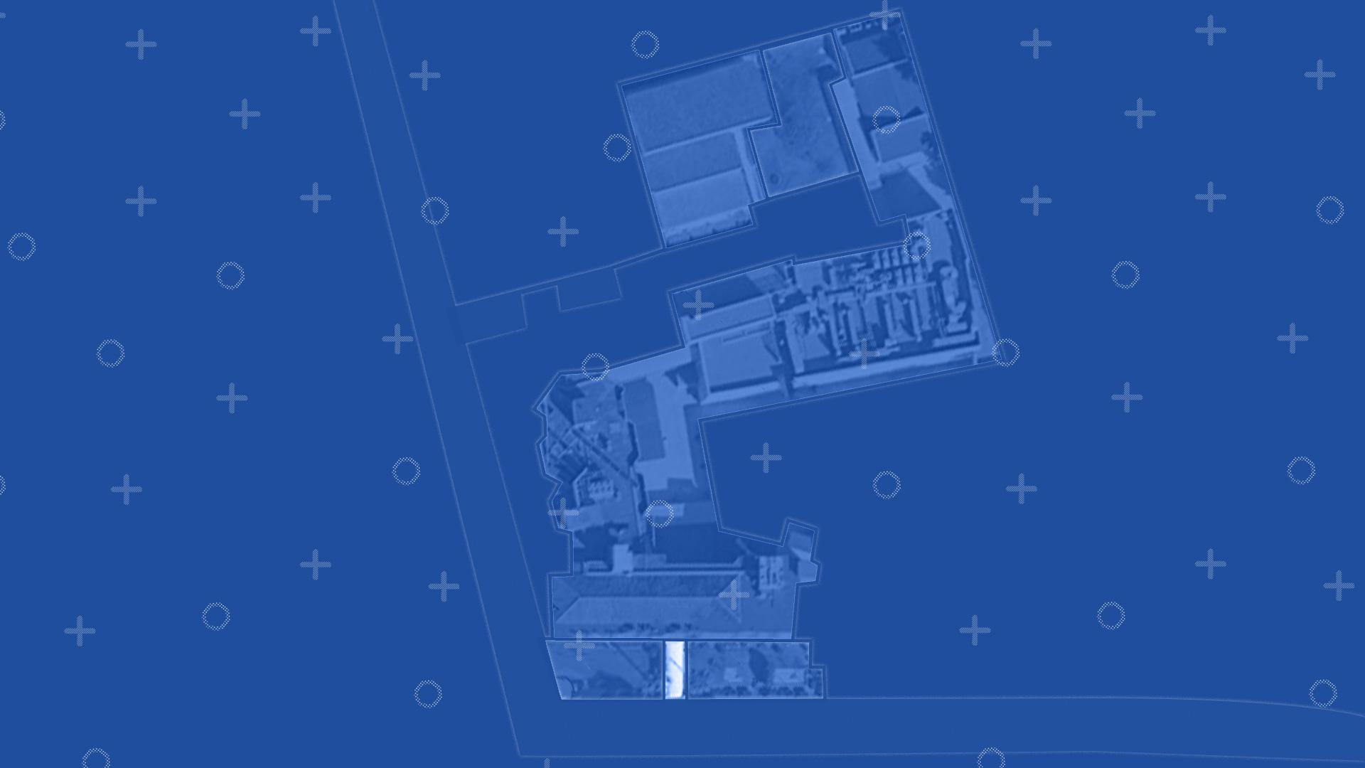 Mapa Hospital Santa Elena