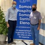 45 años de dedicación para Hospital Santa Elena