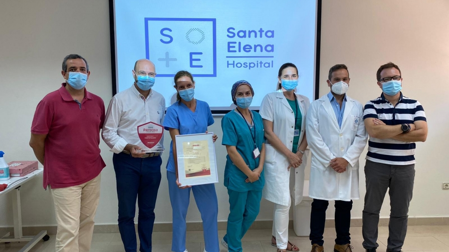 Santa Elena se certifica en PROTOCOLO-COVID