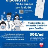 Test rápidos Covid-19 Hospital Santa Elena