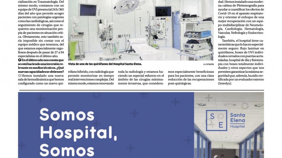 Diario Sur Hospital Santa Elena