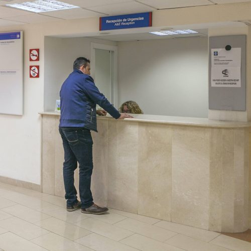 Hospital Santa Elena, clinica médica en Torremolinos, Málaga. Servicios sanitarios en la Costa del Sol. Más de 30 especialidades y servicio de urgencia 19